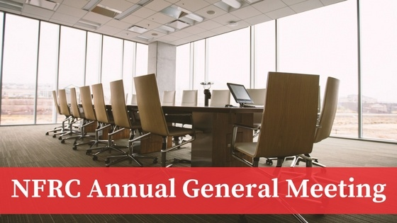 National Sales Manager Set to Attend NFRC Annual General Meeting