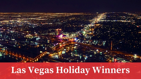 The Build Show: Las Vegas Holiday Winners